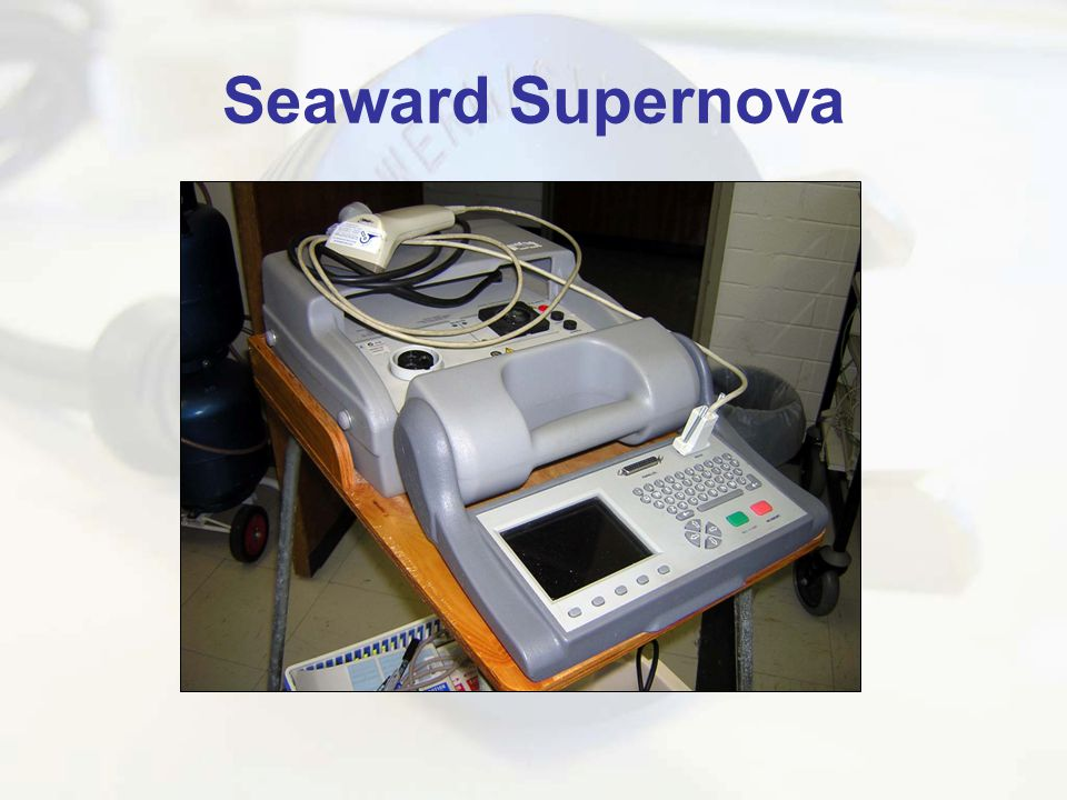 Seaward Supernova