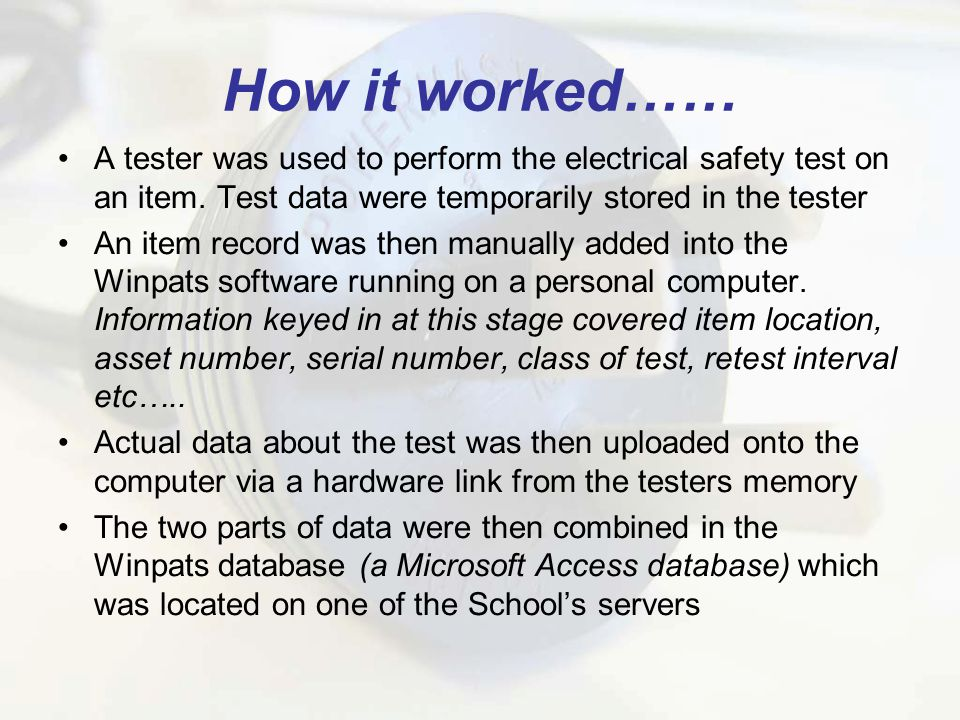 An overview of data entry Finding a bar coded item….