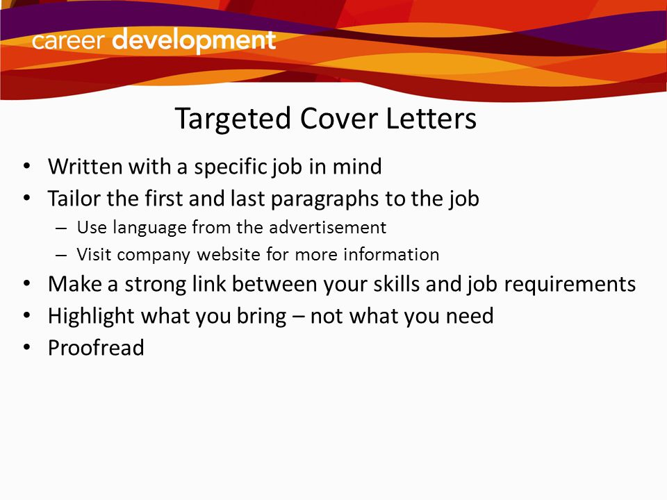 Purpose Of Cover Letter 28.05.2017
