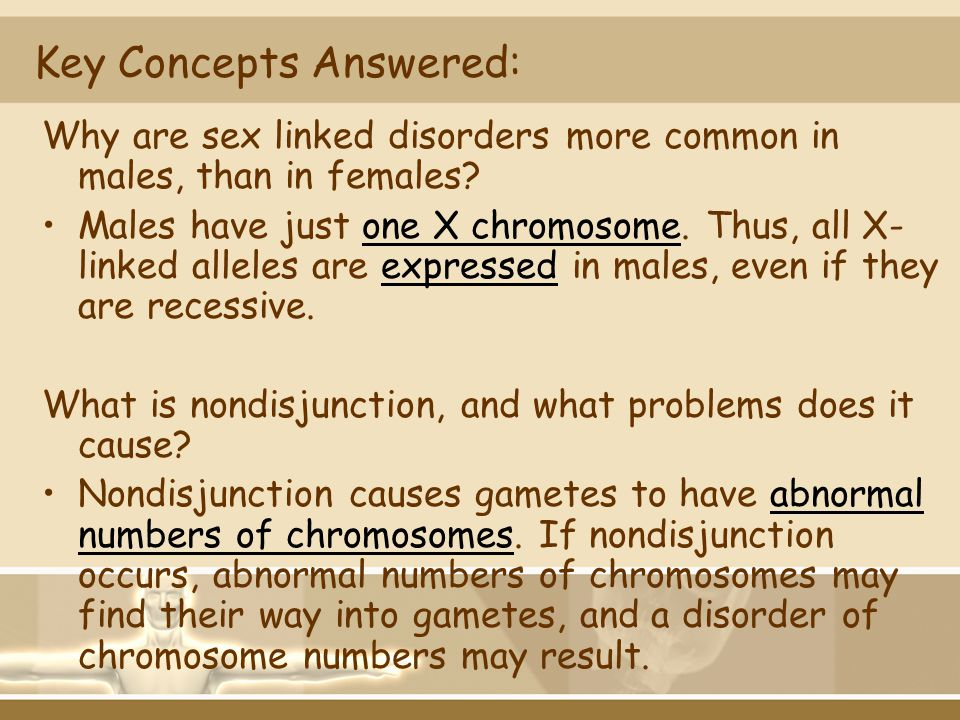 Key Concepts Answered: What is the goal of the human genome project.