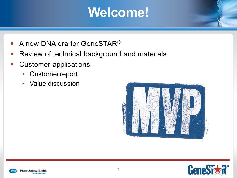 3 What is GeneSTAR.