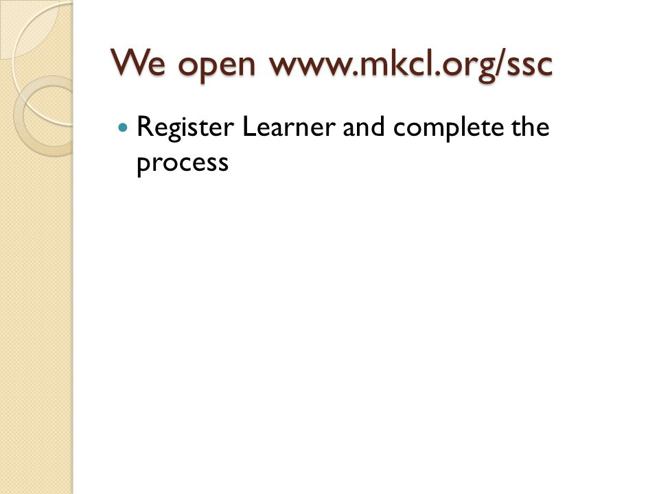 We can see login details in Free/Paid SSC Practice Test
