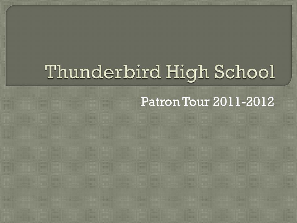 Patron Tour 2011-2012