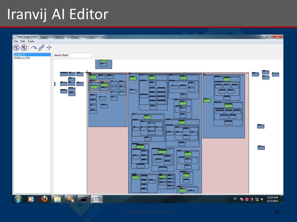 86 Iranvij AI Editor