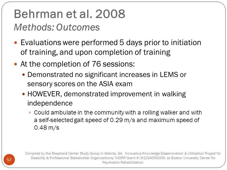 Behrman et al.