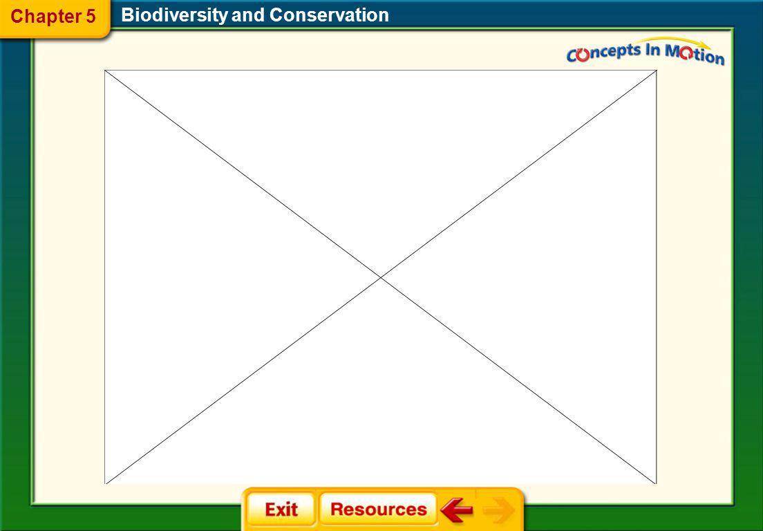 Biodiversity and Conservation Chapter 5 Visualizing Biodiversity Hot Spots Animation