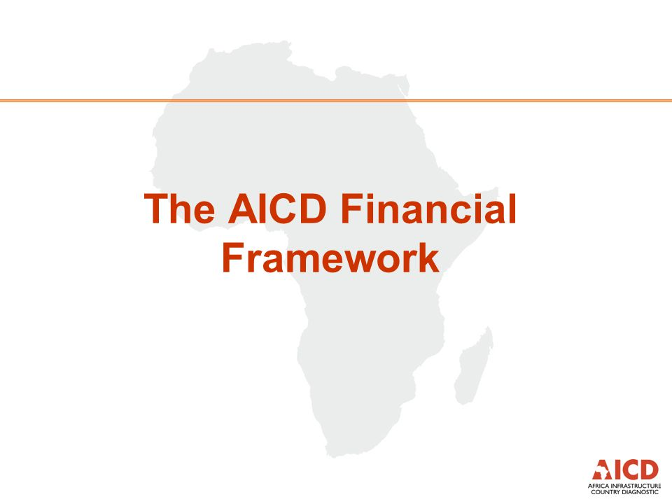 The AICD Financial Framework