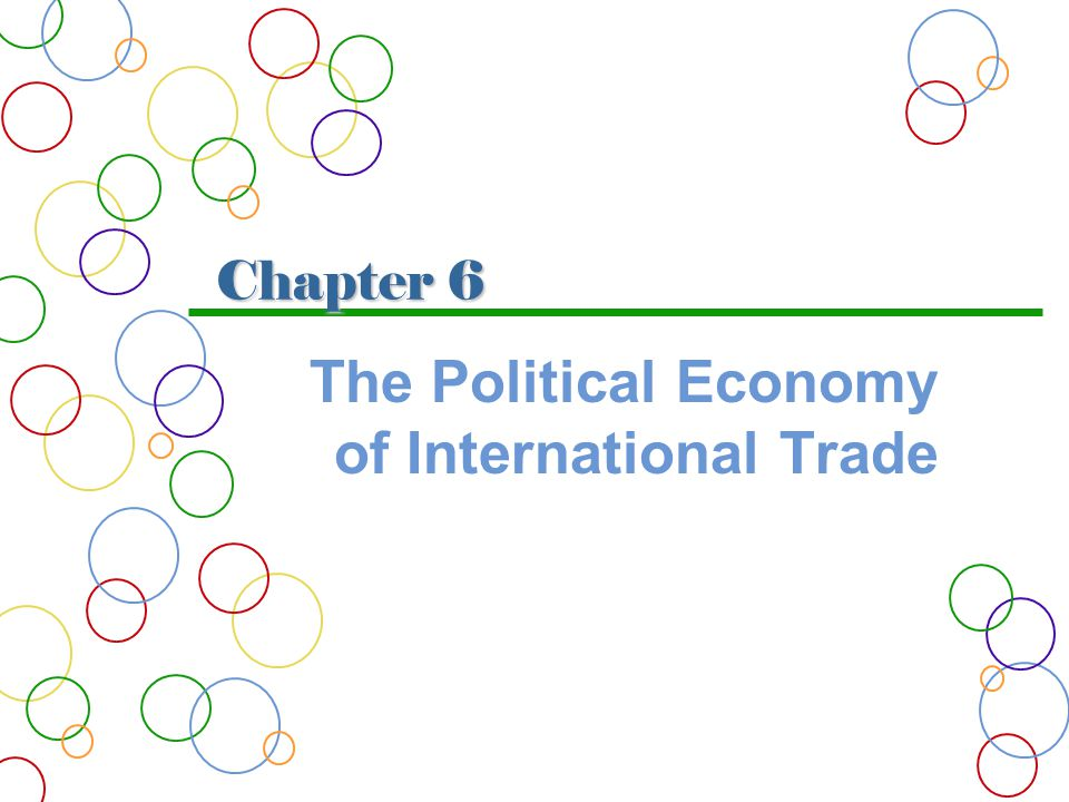 6-33 1947-1979: GATT, Trade Liberalization, and Economic Growth After WWII, the U.S.