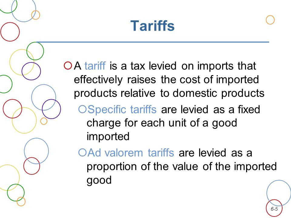 6-26 Economic Arguments for Intervention 2.