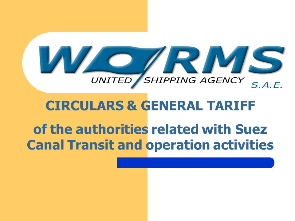 92 Vessel GRT Dues (Egy Pound) FromTo 130015 3011000100 10015000150 500110000200 10000More250 1- Quarantine station Dues To be collected from owners of every vessel once arrive to the 1 st Egyptian Port or on every call according to the vessels GRT as the following: