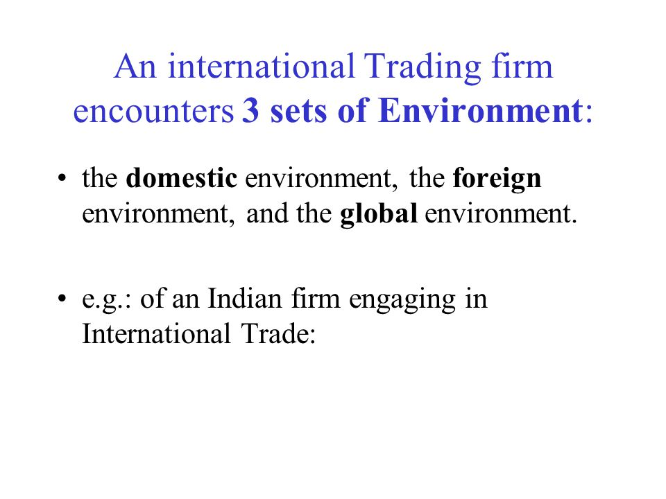 According to estimates of GOI (2002) about 44% of the total exports to the US faced some or other form of NTBs.