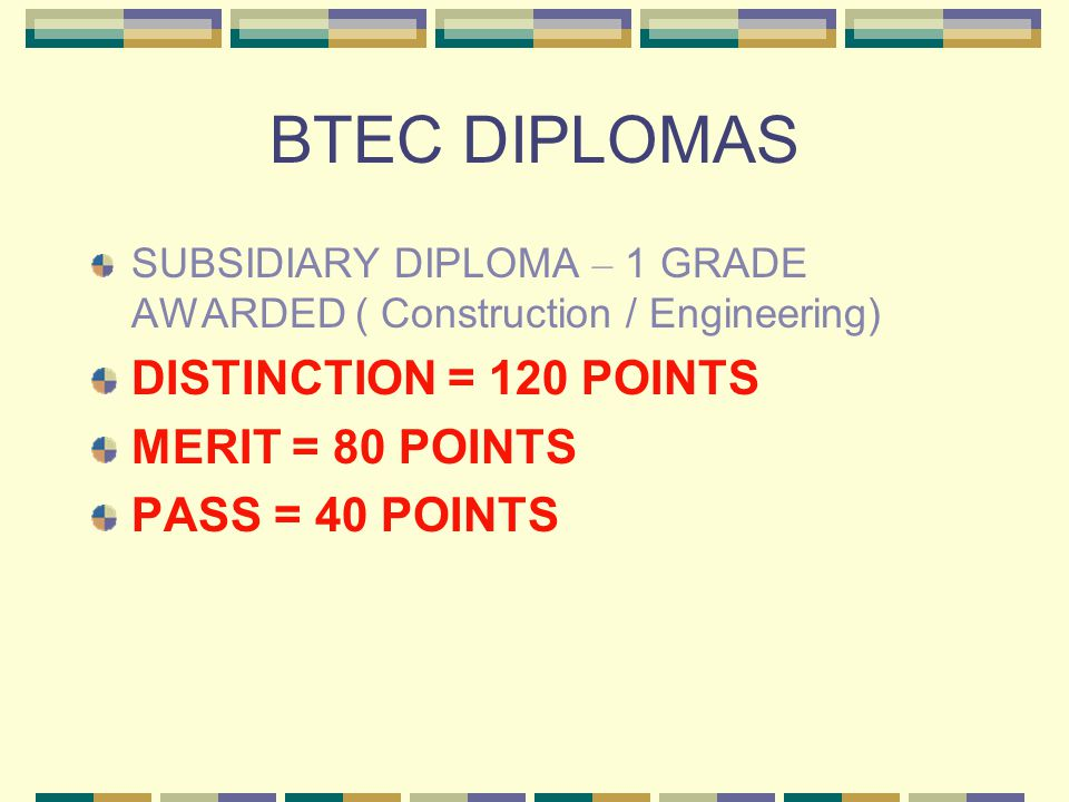 C A O TARIFF SYSTEM: To matriculate, students completing GCSE and GCE exams must obtain a pass in at least 6 recognised subjects in accordance with programme requirements; Only GCE grades awarded at same date can be considered; Applied Subjects at A Level are currently NOT considered for matriculation or entry purposes;.