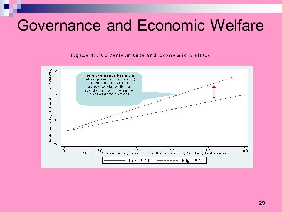 29 Governance and Economic Welfare