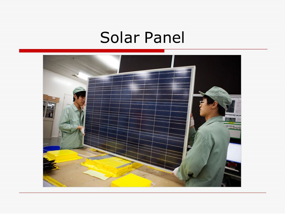 Conclusion As the effect of this situation, jobs will be more provided for US citizens as we conclude by analyzing the model But as China, jobs will be decline as well as causing the excess supply in both tires and solar panel industries.