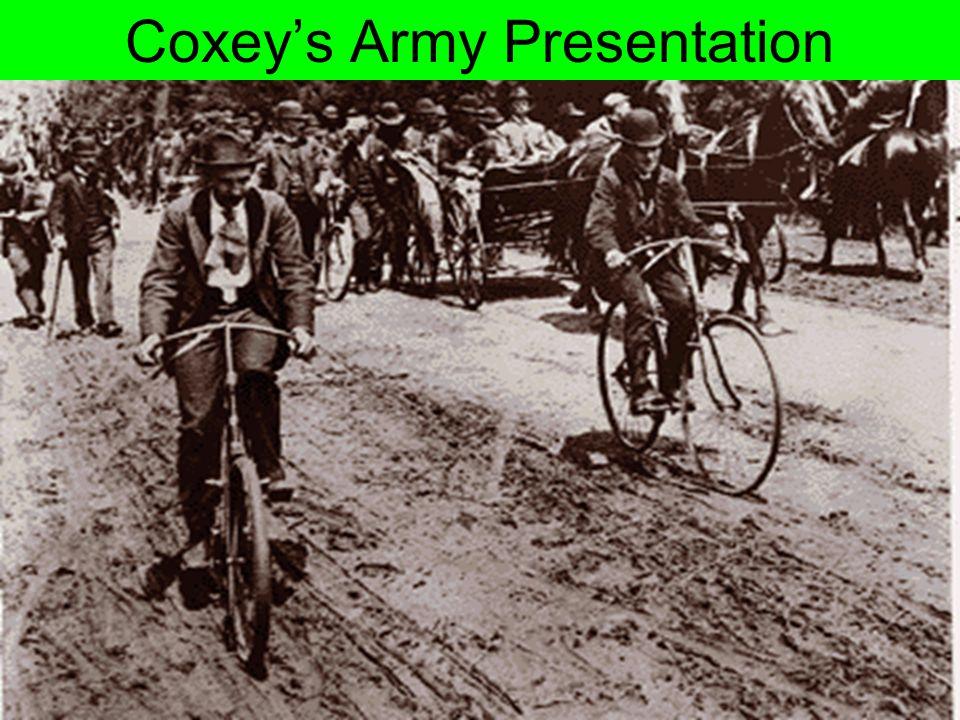 Coxeys Army Presentation
