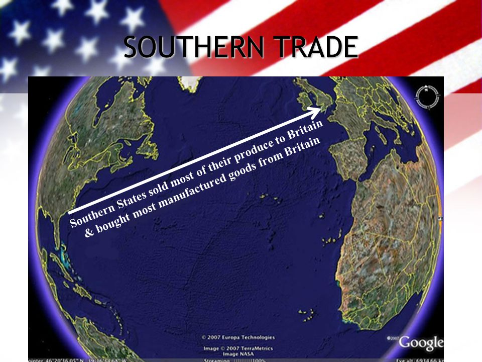 NORHTERN ECONOMY Much more diverse than the South Merchants Bankers Farmers Fishers Manufacturing No slaves Competed with Britain Paul Revere, SilversmithSamuel Adams, Brewer John Hancock, Shipper