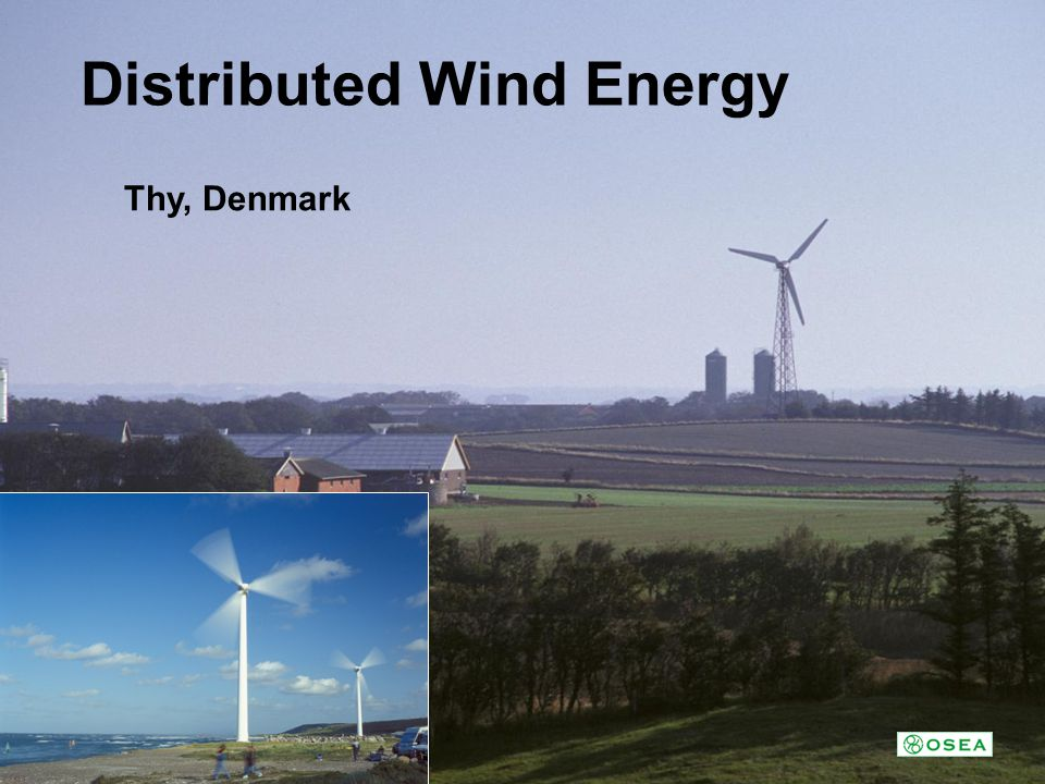 Distributed Wind Energy Thy, Denmark
