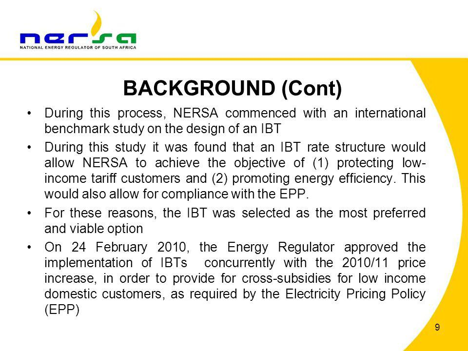 INTRODUCTION What is an IBT.