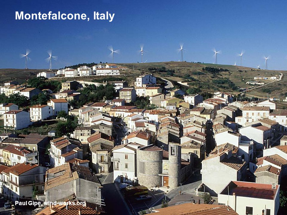 Galicia, Spain Paul Gipe, wind-works.org
