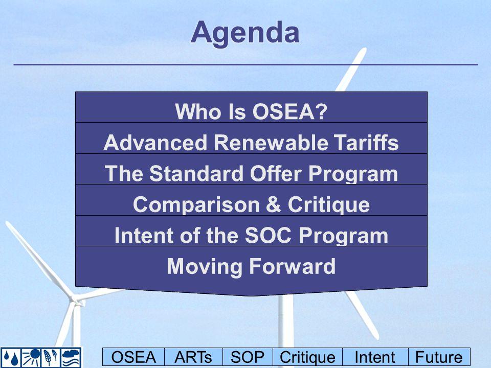 SOC Program: Whats Next.