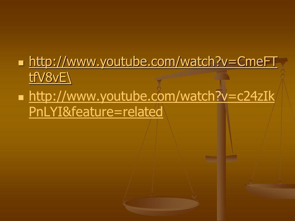 http://www.youtube.com/watch v=CmeFT tfV8vE\ http://www.youtube.com/watch v=CmeFT tfV8vE\ http://www.youtube.com/watch v=CmeFT tfV8vE\ http://www.youtube.com/watch v=CmeFT tfV8vE\ http://www.youtube.com/watch v=c24zIk PnLYI&feature=related http://www.youtube.com/watch v=c24zIk PnLYI&feature=related