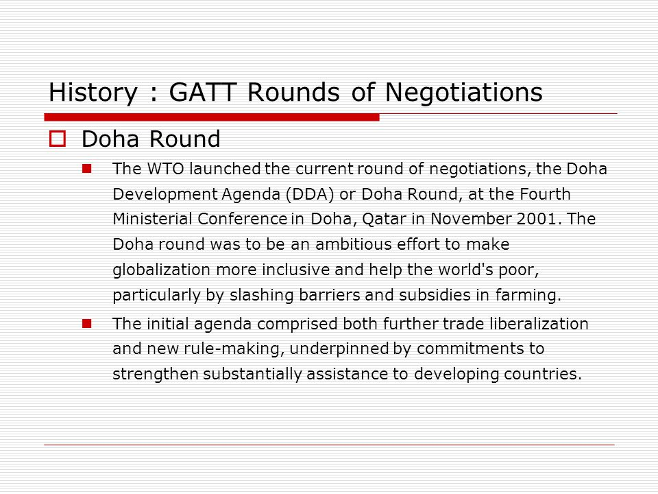 Mission The WTO s stated goal is to improve the welfare of the peoples of its member countries, specifically by lowering trade barriers and providing a platform for negotiation of trade.