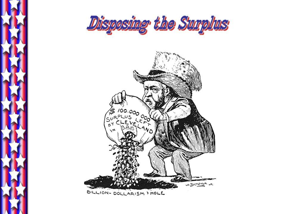 Disposing the Surplus