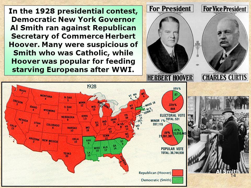 13 Agricultural product 1912-19131932-1933 Corn (per bushel)0.560.20 Wheat (per bushel) 0.880.41 Oats (per bushel)0.340.17 Butter (per lb)0.210.13 But