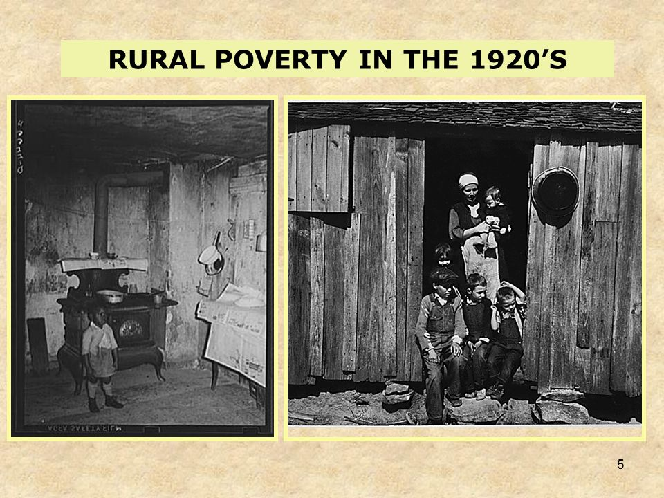 4 The 1920s was known as a prosperous time, but not for everyone Installment buying, using credit and paying back in small amounts, was introduced whi