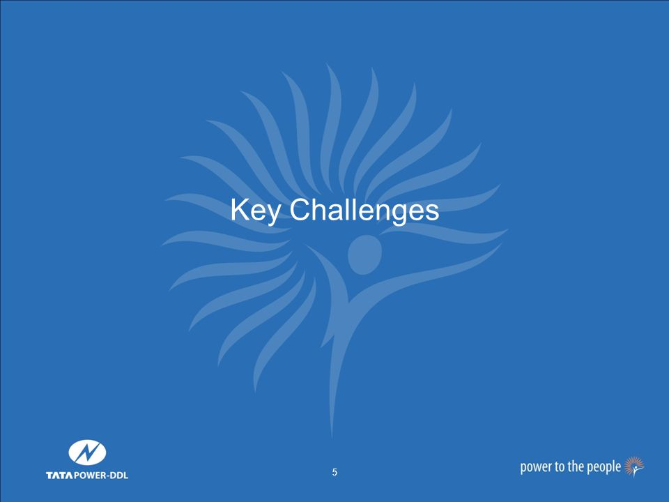 5 Key Challenges