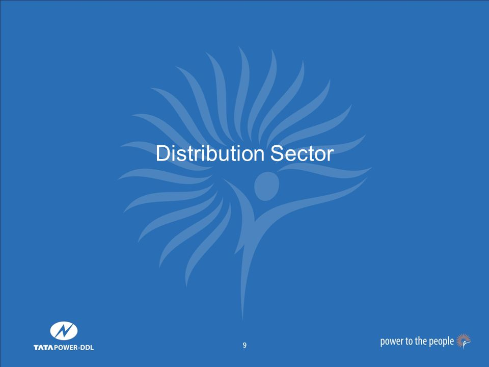 9 Distribution Sector