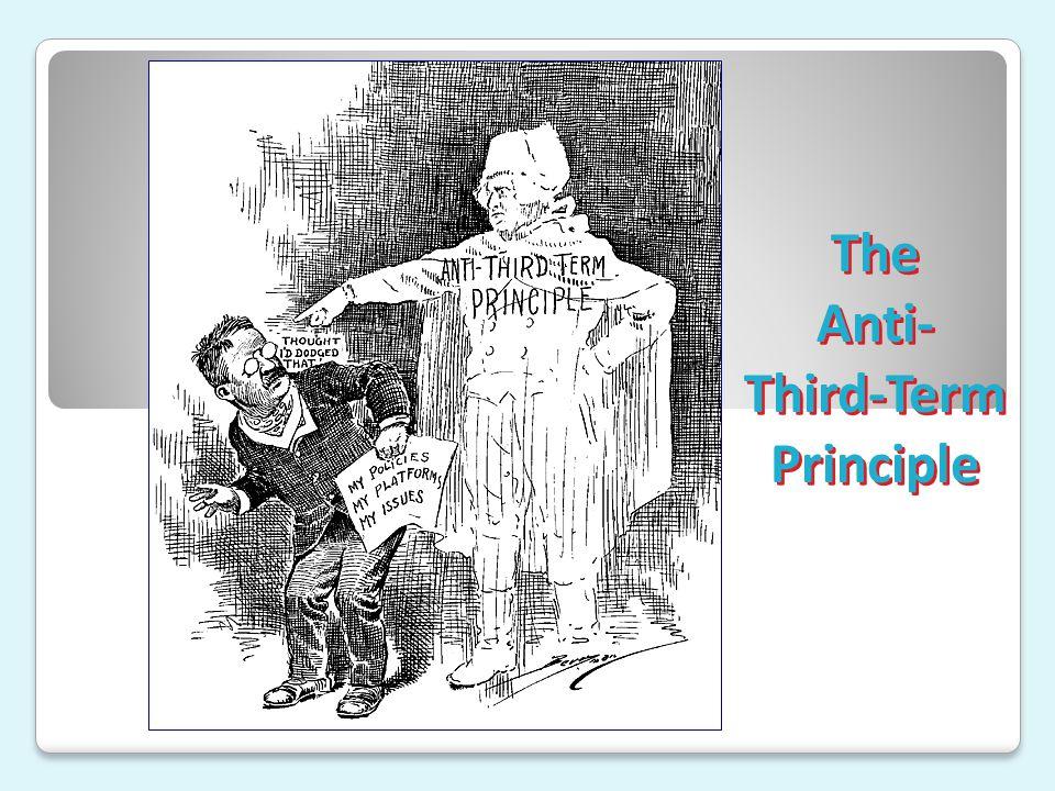 The Anti- Third-Term Principle