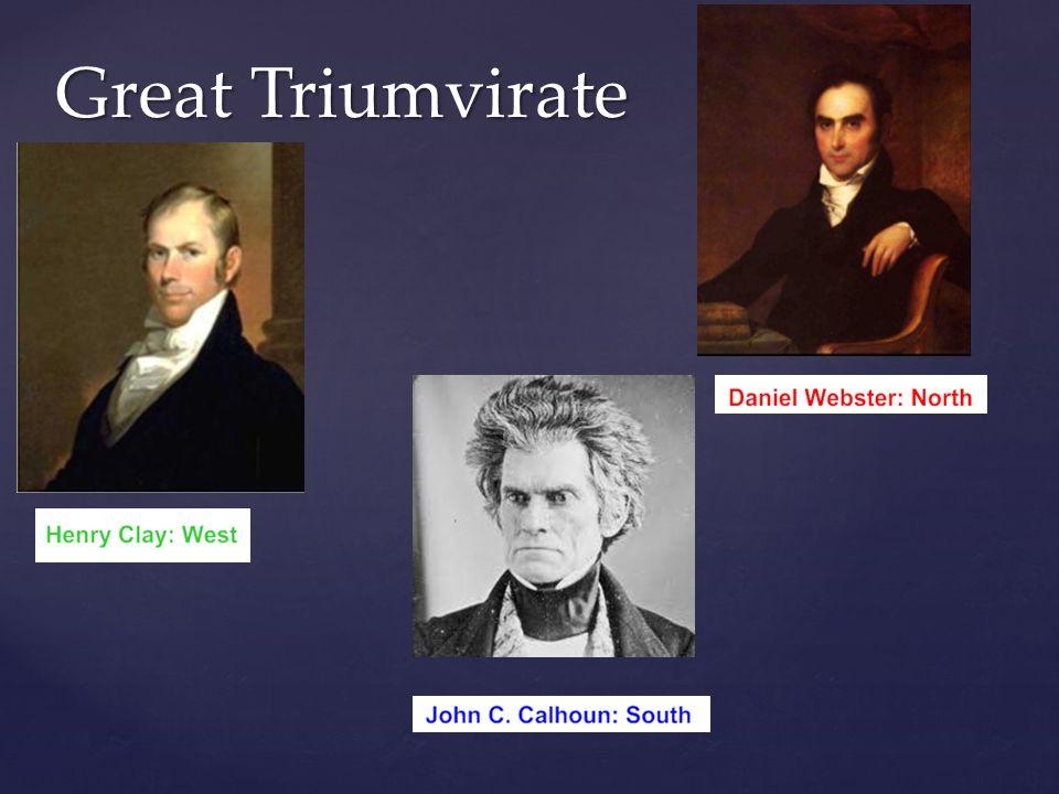 Great Triumvirate