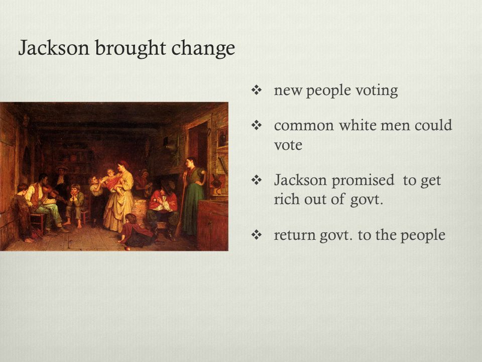 C14.7 Jacksons Indian Policy Approaches tried by Indians treaties with U.S.