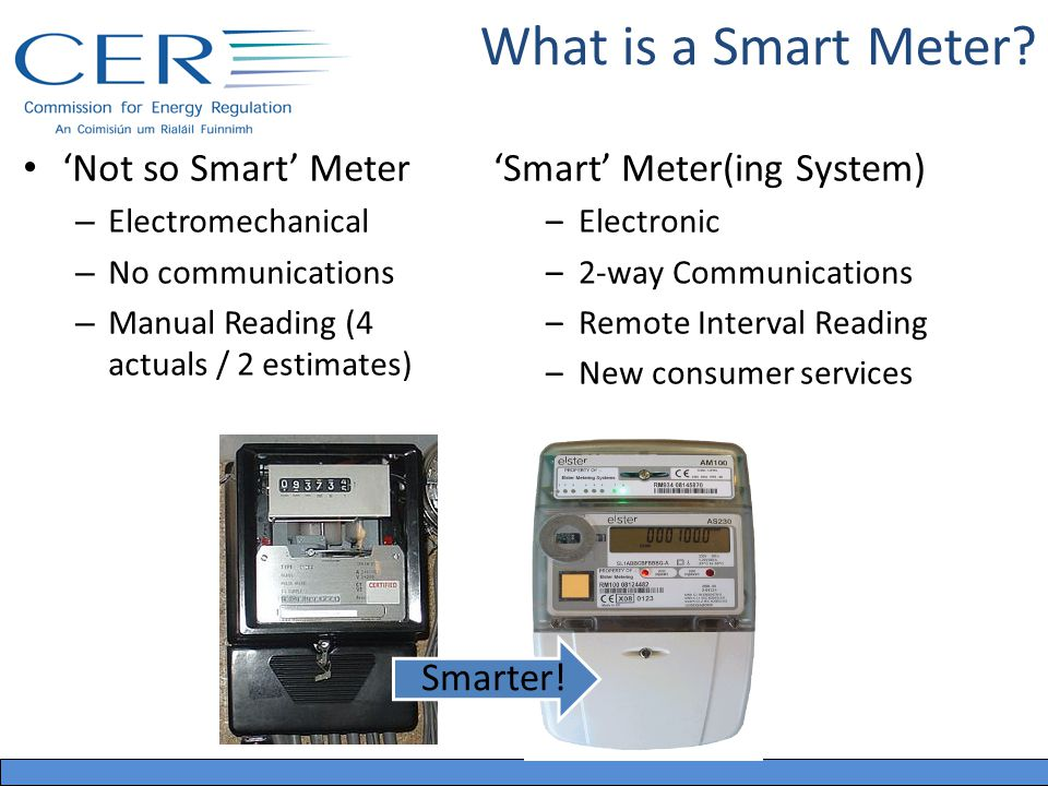 What is a Smart Meter.