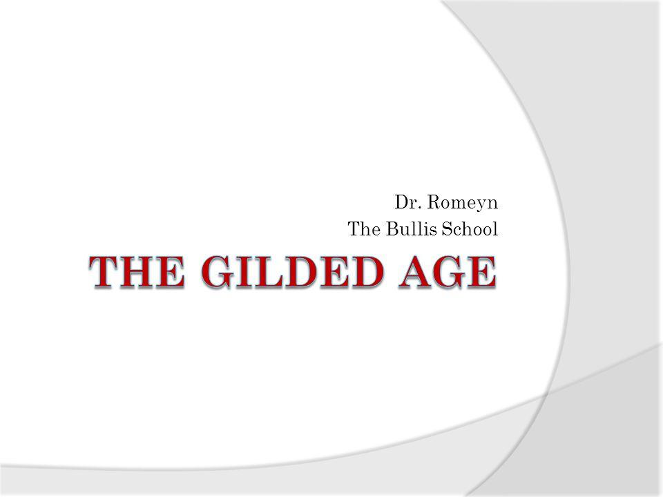 Dr. Romeyn The Bullis School