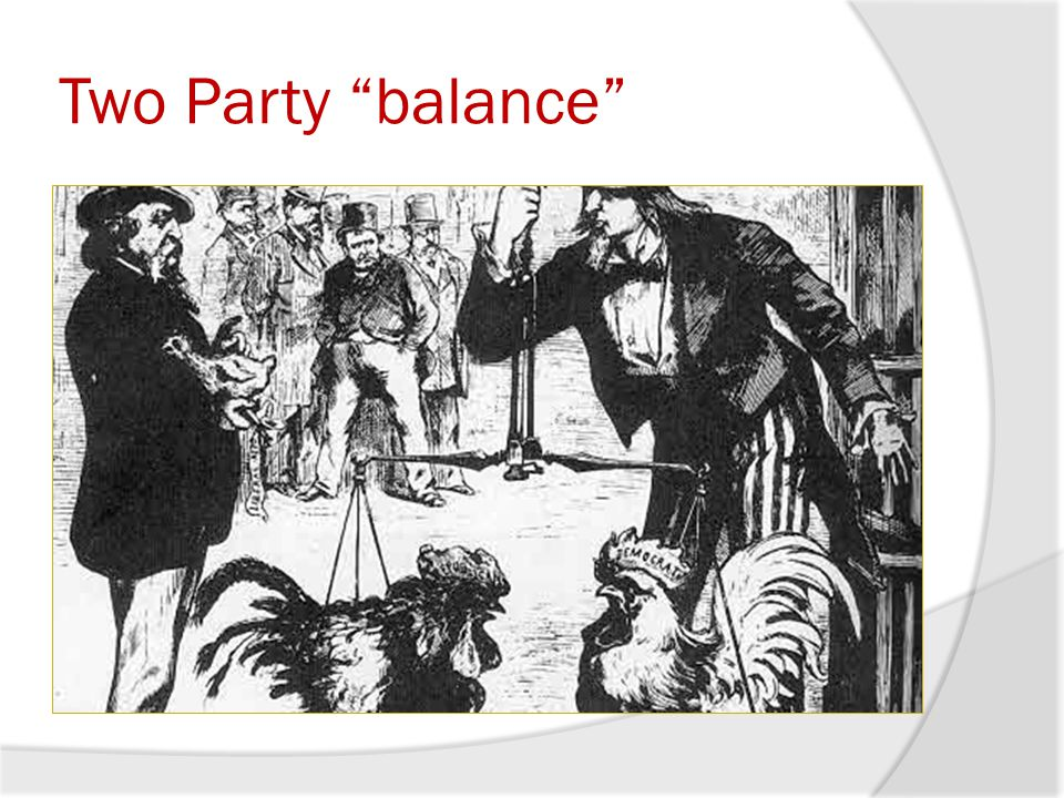 Two Party balance