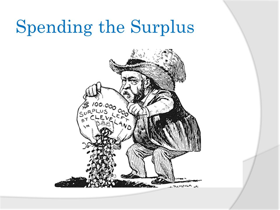 Spending the Surplus