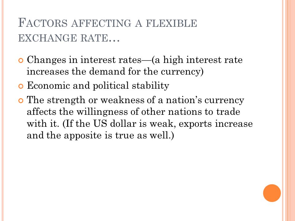B ALANCE OF T RADE … The difference between the value of a nations imports and exports is called its Balance of Trade.