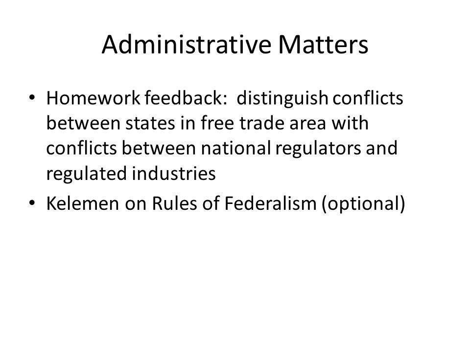 Free Movement of Goods Steps to Economic Integration: Theory & Practice Quotas & Tariffs; Measures Equivalent to Quantitative Restrictions (MEQR) Scope of Free Movement of Goods – Dassonville – Commission v.