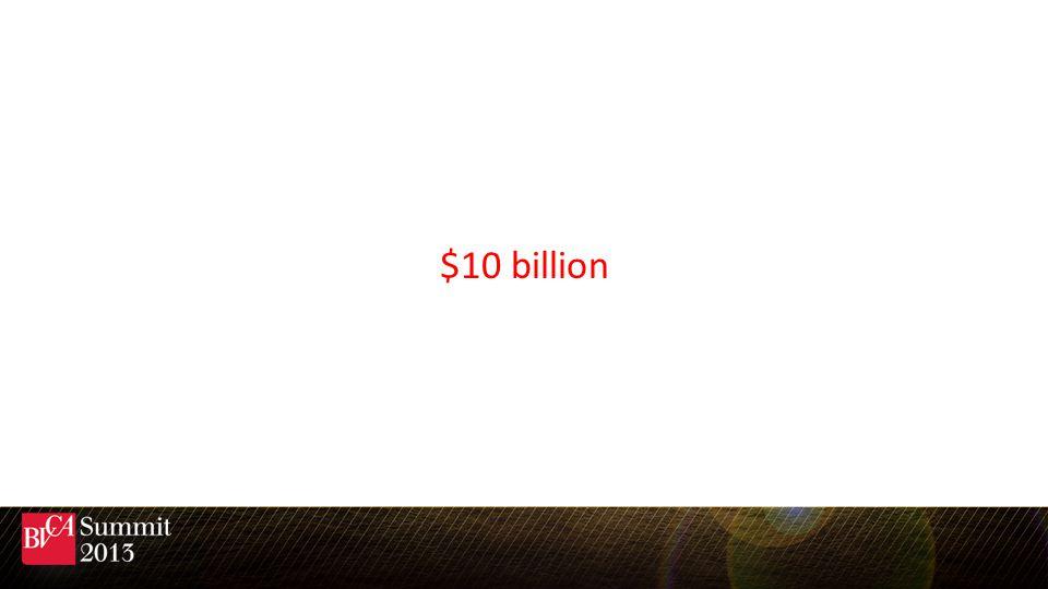$10 billion