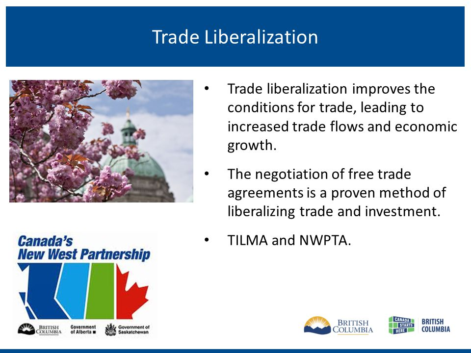 Trade Liberalization and the NAFTA Experience