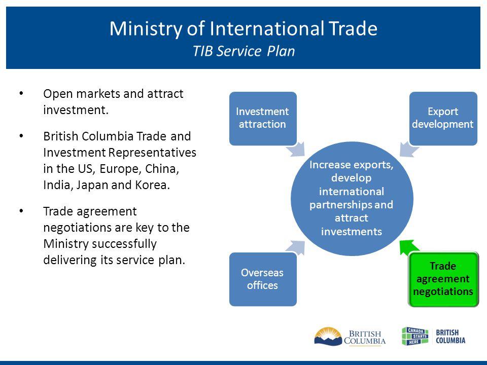 Canada-EU CETA 10 On May 6, 2009, Canada and the European Union (EU) announced the launch of negotiations toward a Comprehensive Economic and Trade Agreement (CETA).