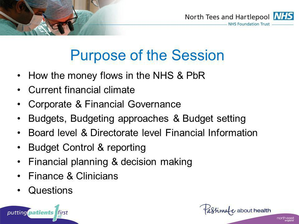 Current Financial Context UK economic climate NHS implications – minimal growth for next 5 years (Tariff Deflation) DH need to generate cost efficiencies of £20bn Projected savings target for Teesside of £200m by 2014