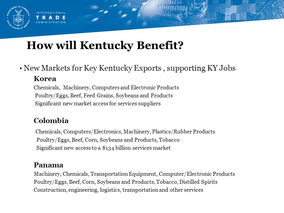 How will Kentucky Benefit.