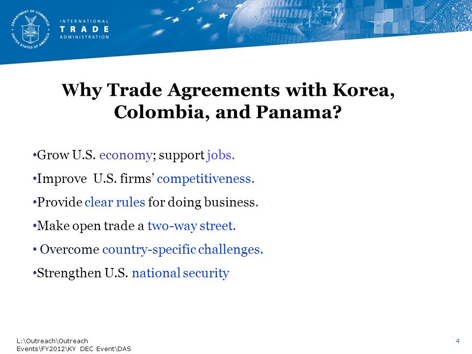 Trade Agreements Monitoring: What kinds of foreign government trade barriers do firms face.