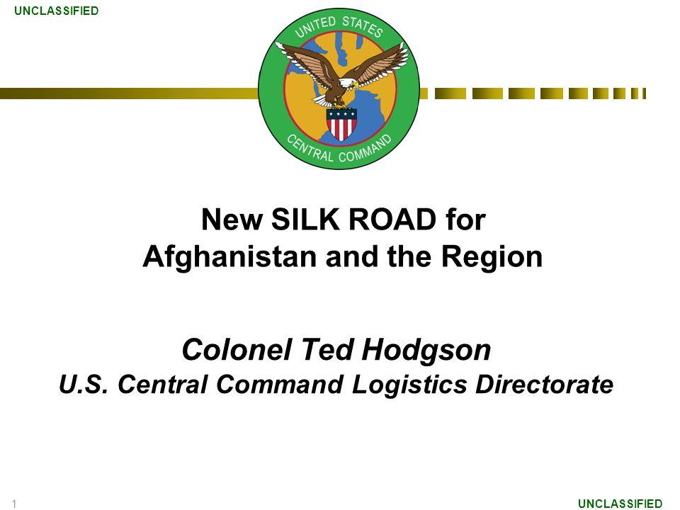 1 Colonel Ted Hodgson U.S.