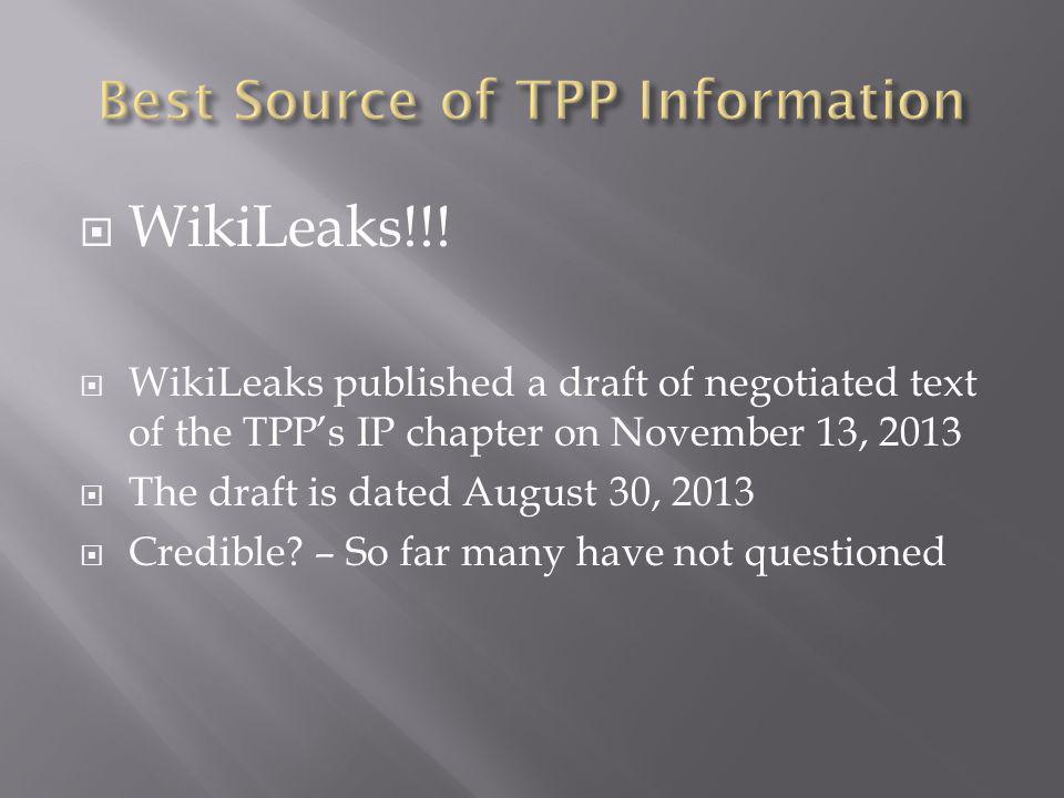 WikiLeaks!!.
