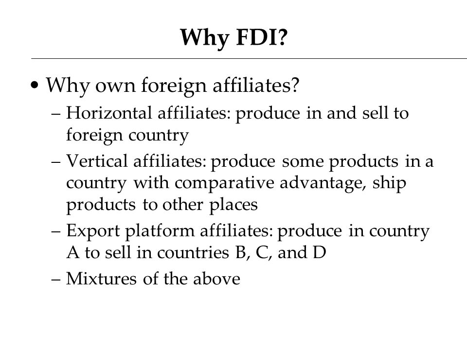 Antidumping –Foreign firms using predatory pricing –Domestic firms may file for protection –Must show foreign firms pricing unfairly and that this has caused injury to domestic firms –Unfair pricing: charging less in foreign markets than in home market –Economic rationale.