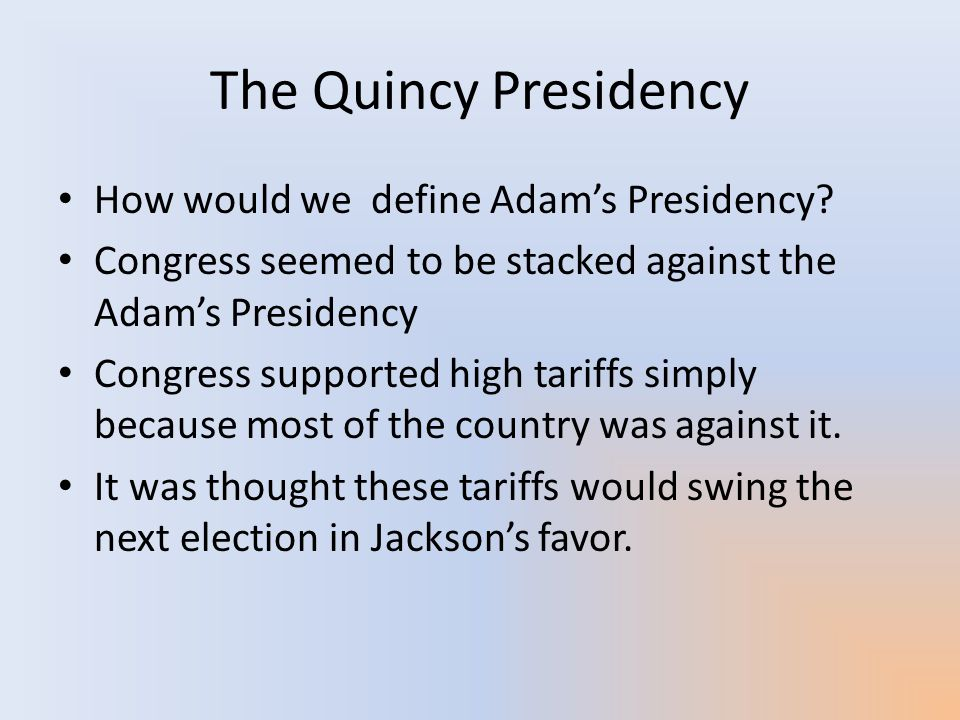 Quiz Who is involved in the first election of Jefferson.